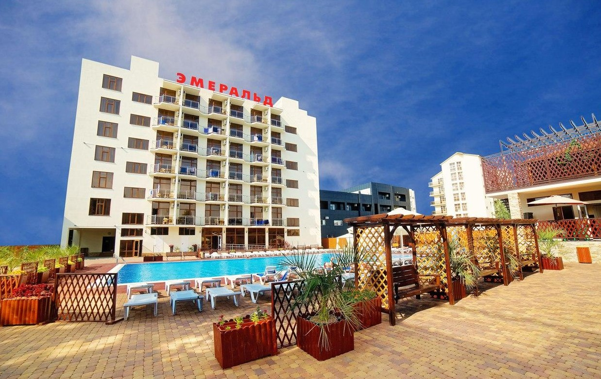 Отель «Эмеральд» Анапа