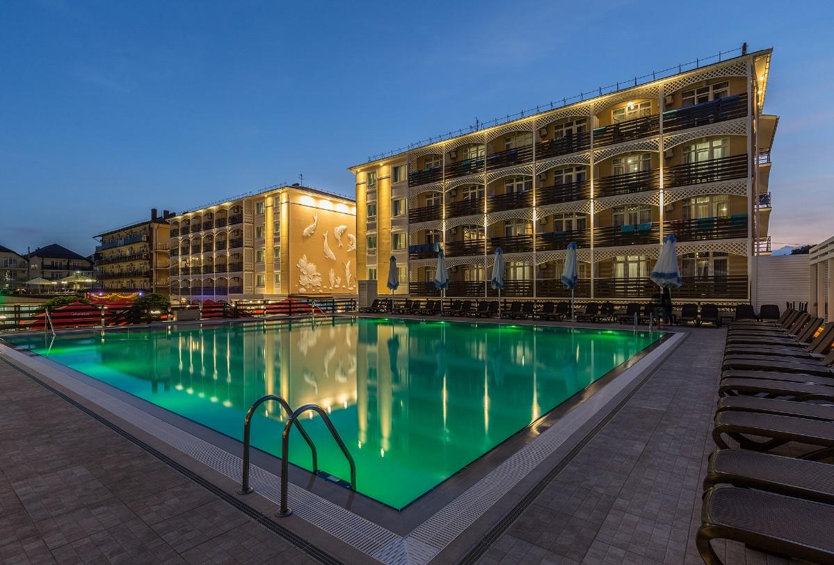 Отель «Гранд-Круиз» Анапа