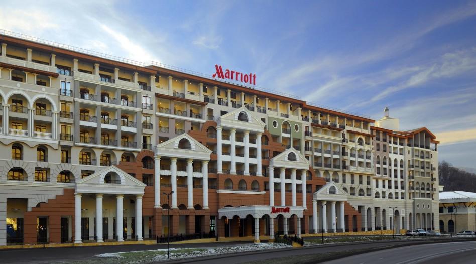 Отель Марриотт Красная Поляна
