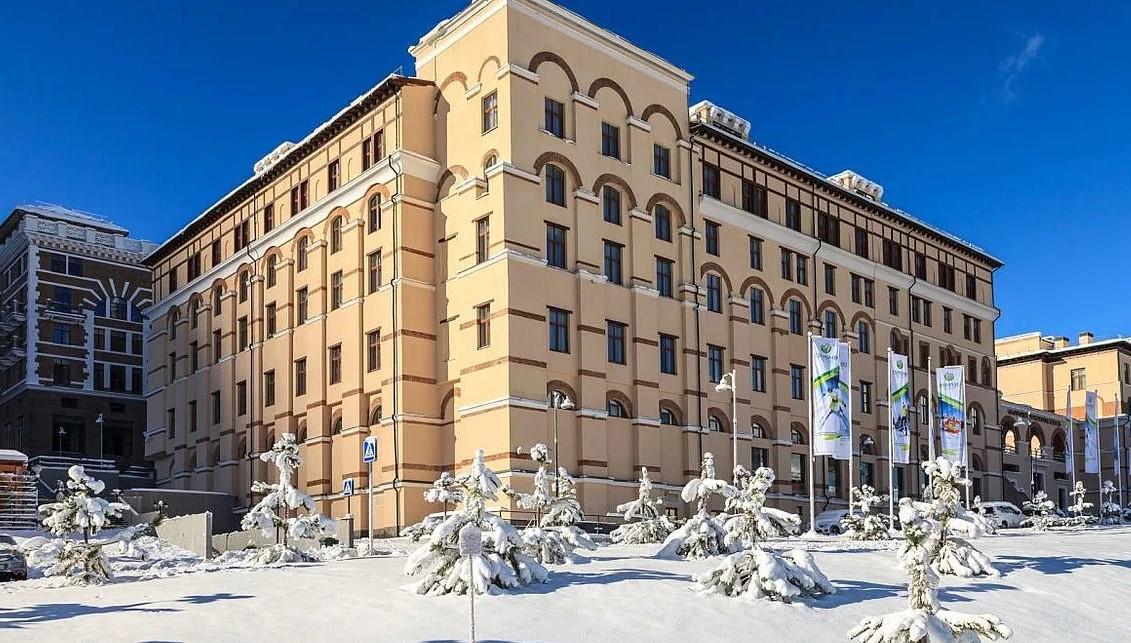Отель Горки Панорама Красная Поляна