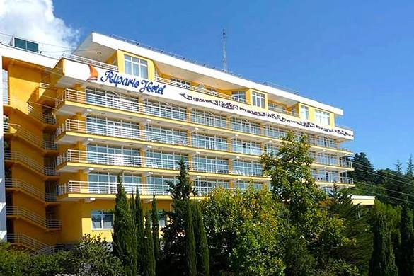 Отель Рипарио Ялта