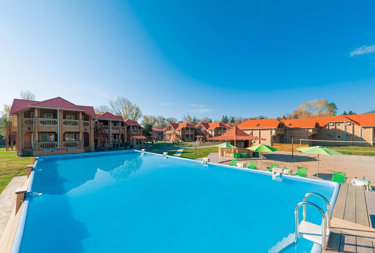 Отель Озеро Дивное Лазаревское