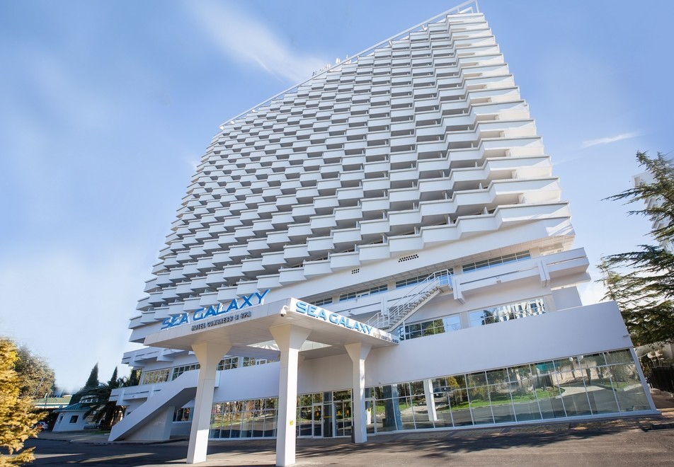 Отель Sea Galaxy Hotel Congress Spa