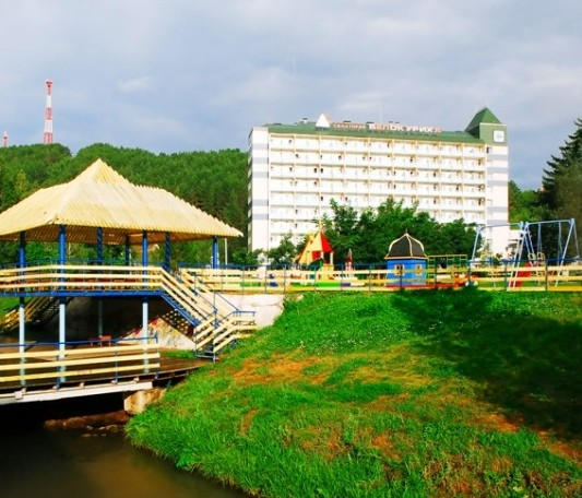 Санаторий «Белокуриха»