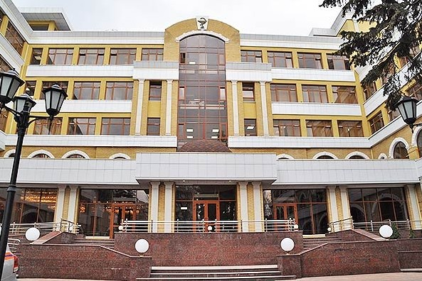 Санаторий МЧС Кисловодск