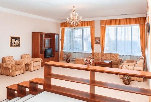 Апартаменты 2-комнатный номер