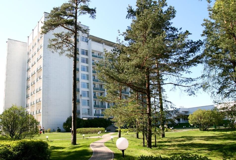 Санаторий Сестрорецкий курорт, Сестрорецк - Знаете ли