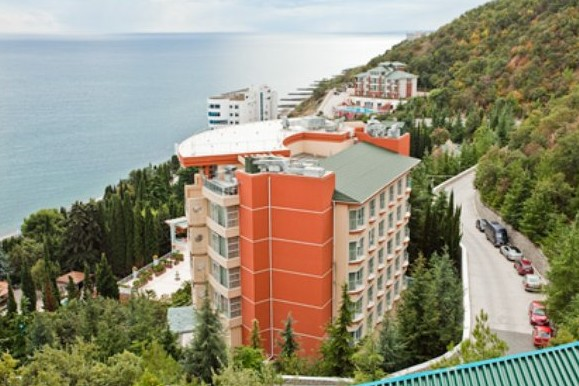 Отель «More Resort» Алушта